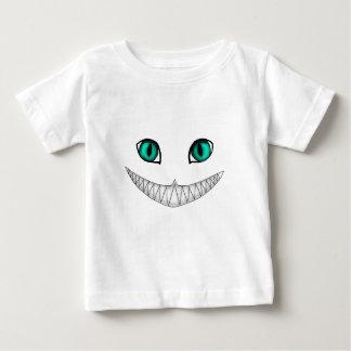Cheshire Cat: Smile Baby T-Shirt
