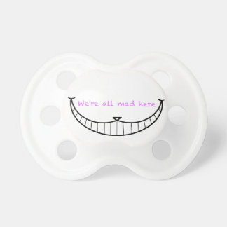Cheshire Cat Smile Dummy