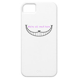 Cheshire Cat Smile iPhone 5 Cover