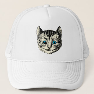 Cheshire Cat - Vintage Alice in Wonderland Trucker Hat