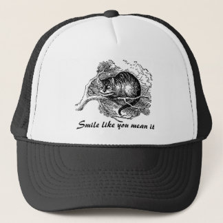 Cheshire Cat - We're all mad here Trucker Hat