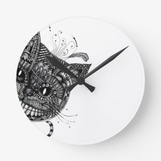 Cheshire Wall Clock