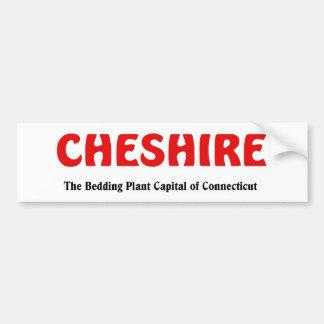 Cheshire, Connecticut Bumper Stickers