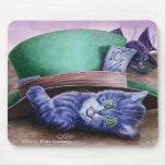 Cheshire Kitten Mousepad