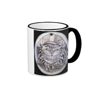 cheshire mug ringer mug