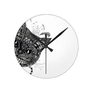 Cheshire Round Clock