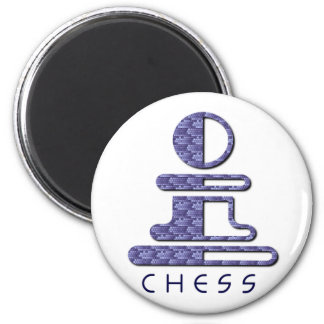 chess-2 refrigerator magnets