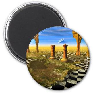 Chess Art Magnets