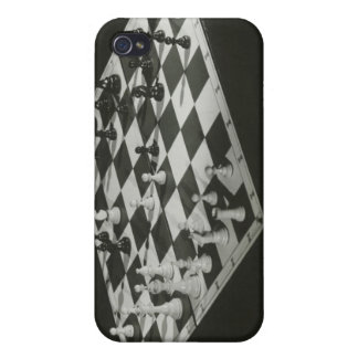Chess Board iPhone 4/4S Case