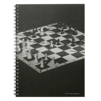 Chess Board Notebook