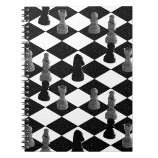 Chess Board Notebooks