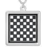 Chess Board Pendants