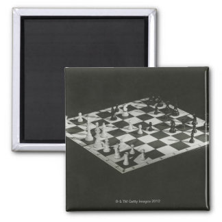 Chess Board Square Magnet