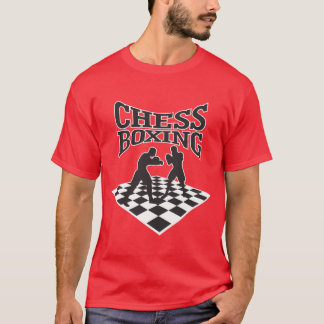 Chess Boxing 3 T-Shirt