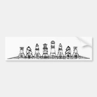 Chess Bumper Stickers
