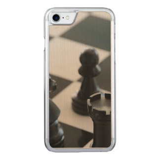 Chess Carved iPhone 8/7 Case