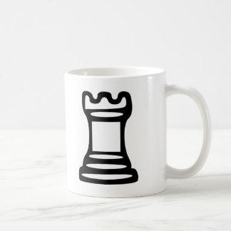 Chess - Castle Coffee Mug