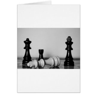 Chess Checkmate Cards