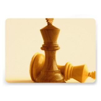 Chess Checkmate Invite