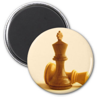 Chess Checkmate  Magnet Refrigerator Magnet
