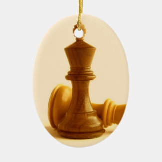 Chess Checkmate Ornament