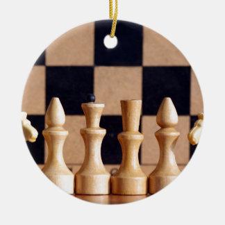 Chess Christmas Ornament