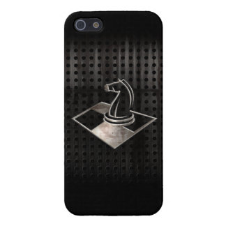 Chess; Cool Black Cover For iPhone 5/5S