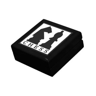 CHESS custom color gift / jewelry box