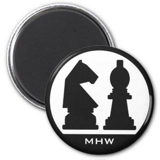CHESS custom magnet