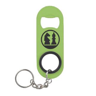 CHESS custom monogram & color bottle opener