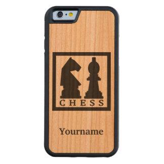 CHESS custom monogram phone cases