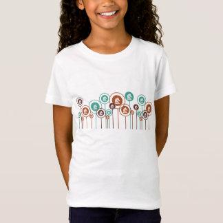 Chess Daisies T-Shirt