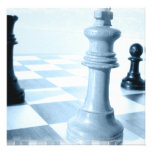 Chess Design Invitations