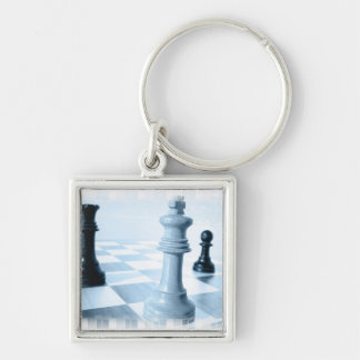 Chess Design  Keychain