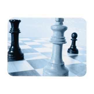 Chess Design  Premium Magnet Vinyl Magnet