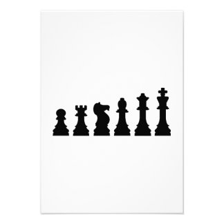 Chess evolution personalized announcements
