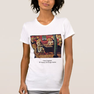 Chess Fragment By Francesco Di Giorgio Martini T-shirt