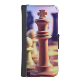 Chess Game iPhone SE/5/5s Wallet Case