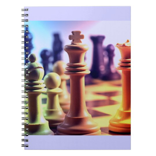 Chess Game  Notebook