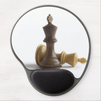 Chess Game Over Gel Mouse Mat