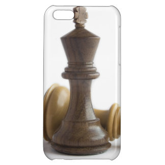 Chess Game Over iPhone 5C Cases