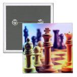 Chess Game Pin
