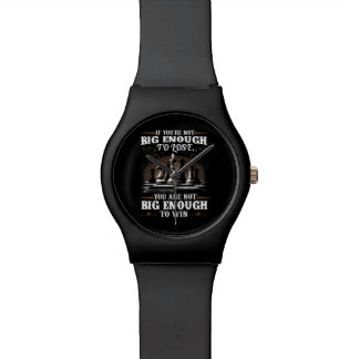 Chess Game Play Watch