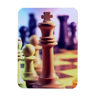 Chess Game  Premium Magnet Magnet