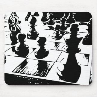 Chess Gamer Mouse Mat