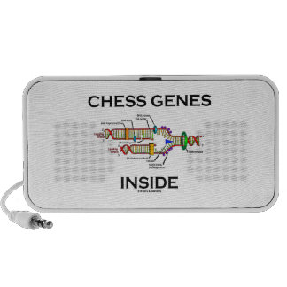 Chess Genes Inside (DNA Replication) Laptop Speakers