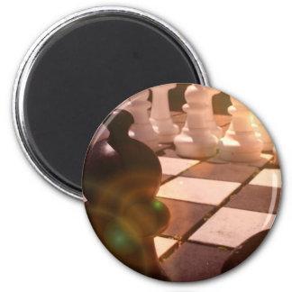 Chess Grandmaster Magnets Fridge Magnet