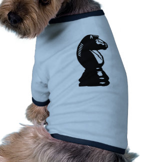 Chess - Horse Dog Clothes