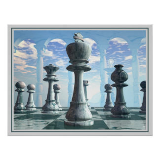 Chess II Poster
