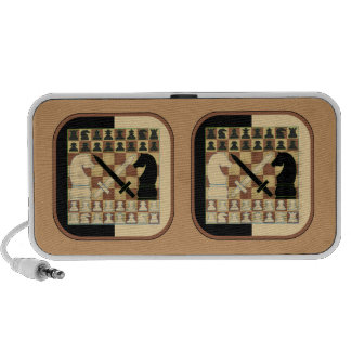 CHESS iPod SPEAKERS